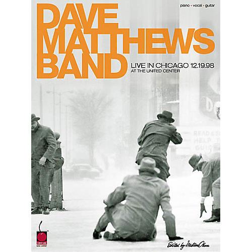 Cherry Lane Dave Matthews Band - Live in Chicago Book