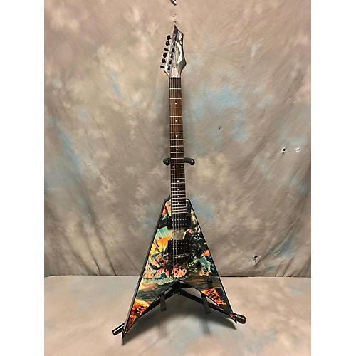 Dean Dave Mustaine V Peace Sells Electric Guitar