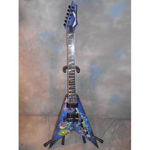 Dean Dave Mustaine V Rust In Peace Solid Body Electric Guitar