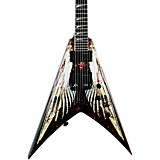 Dean Dave Mustaine VMNT Angel of Deth Electric Guitar Graphic
