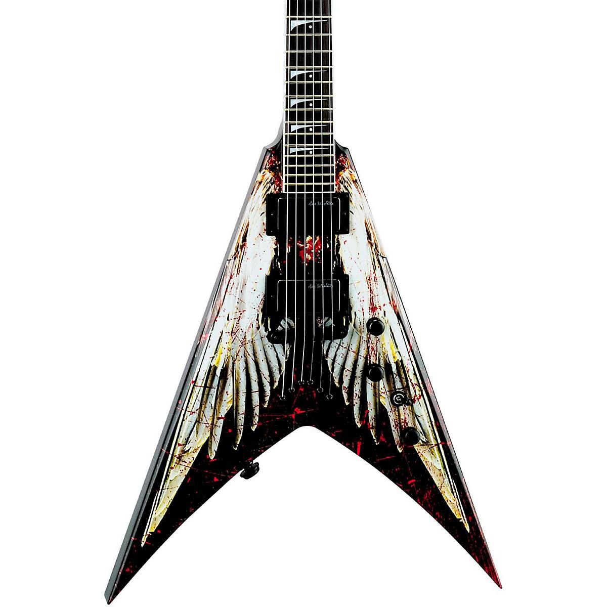Dean Dave Mustaine VMNT Angel of Deth Electric Guitar
