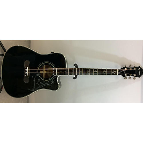 Epiphone Dave Navarro Signature Acoustic Electric Guitar