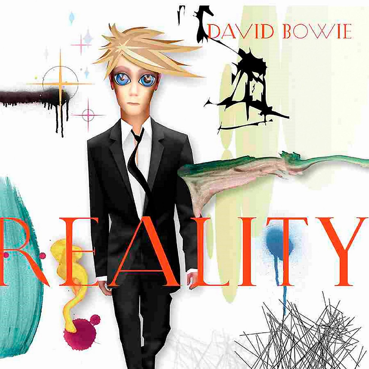 The Orchard David Bowie - Reality LP