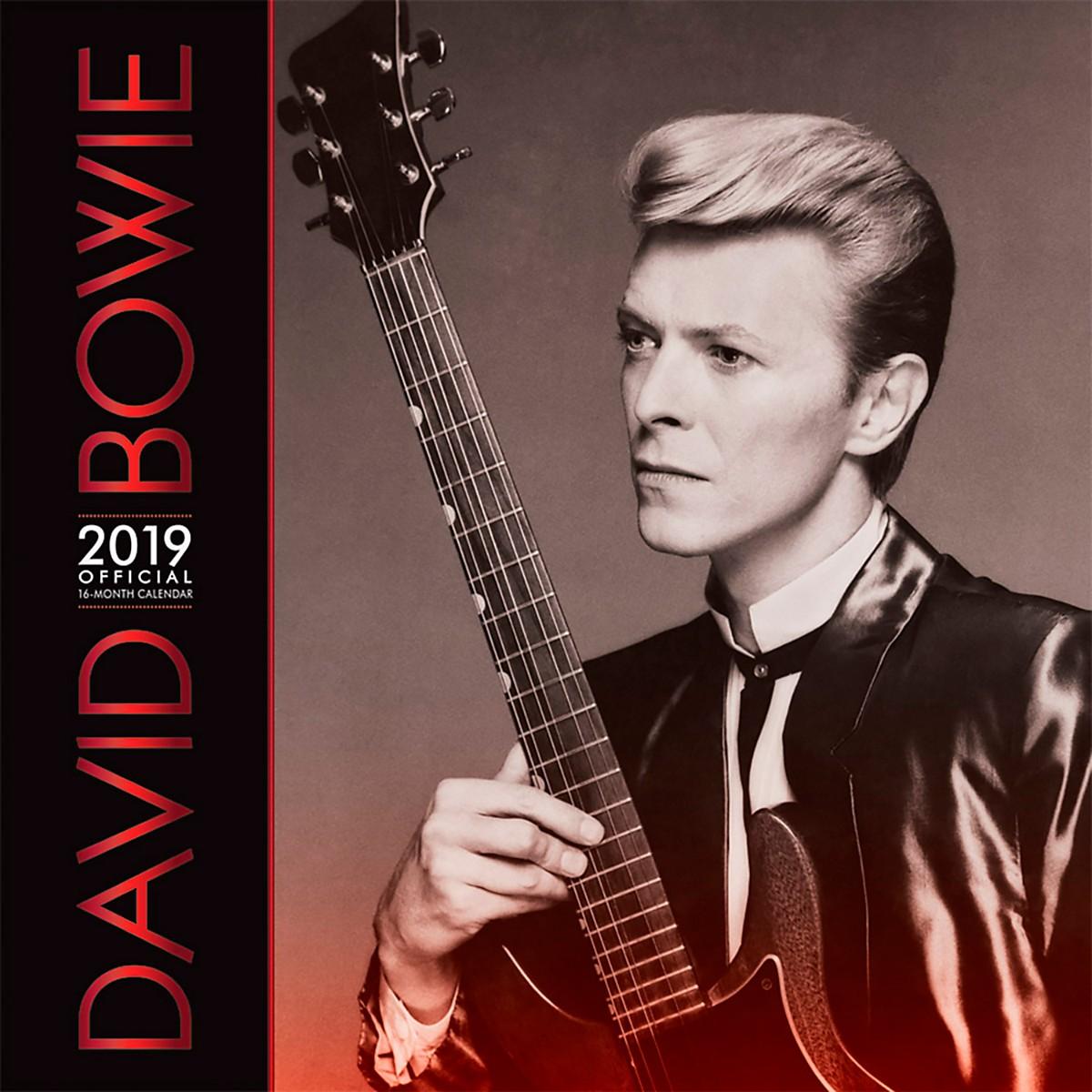 Browntrout Publishing David Bowie 2019 Calendar