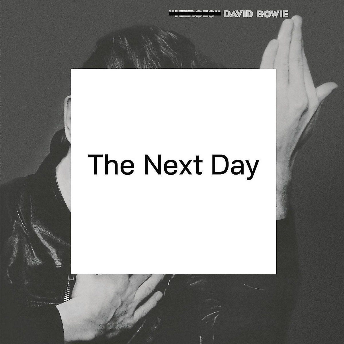 Sony David Bowie The Next Day 3 LP