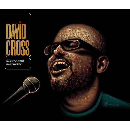 Alliance David Cross - Bigger and Blackerer [Limited Edition] [With DVD]