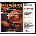 Fostex David Jones Drums VF Series (6-CD set) thumbnail