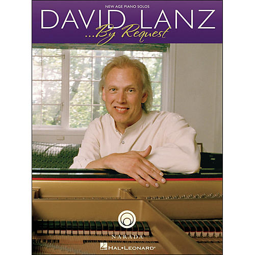 Hal Leonard David Lanz - By Request arranged for piano solo