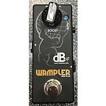 Wampler Db+ Effect Pedal