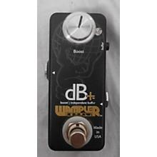 Wampler Db Plus Effect Pedal