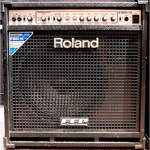 Roland Dbass115 Bass Combo Amp