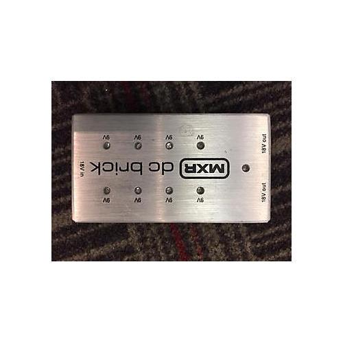 MXR Dc Brick Pedal