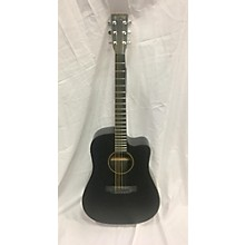 Martin Dcxe Acoustic Electric Guitar