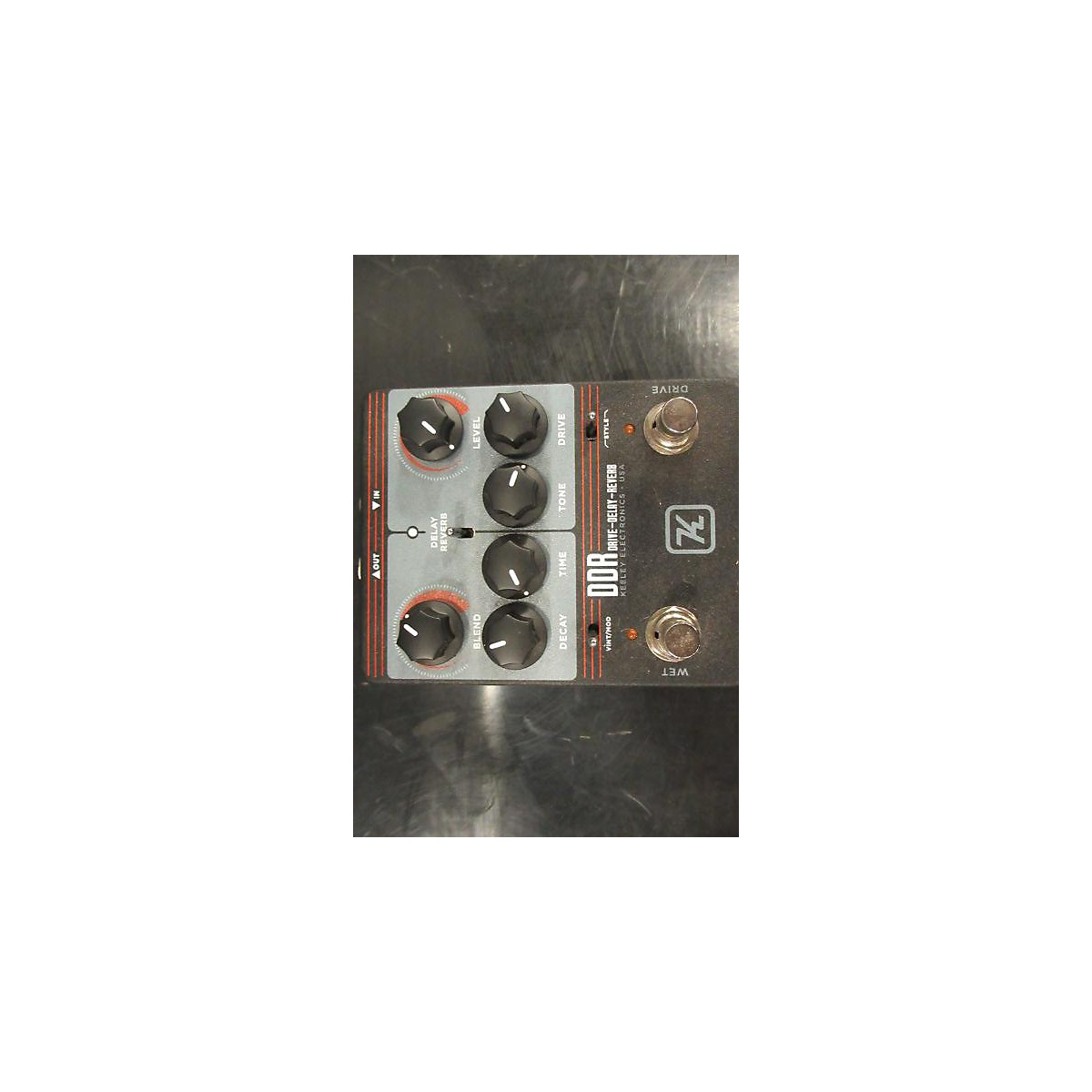 Keeley Ddr Effect Pedal