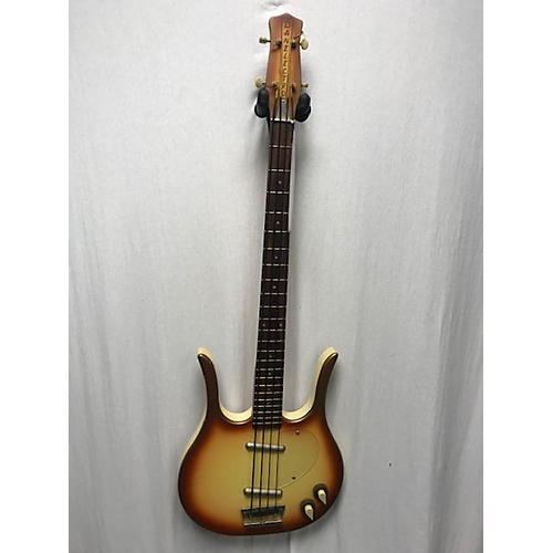 Danelectro Dead-On 58 Longhorn Electric Bass Guitar