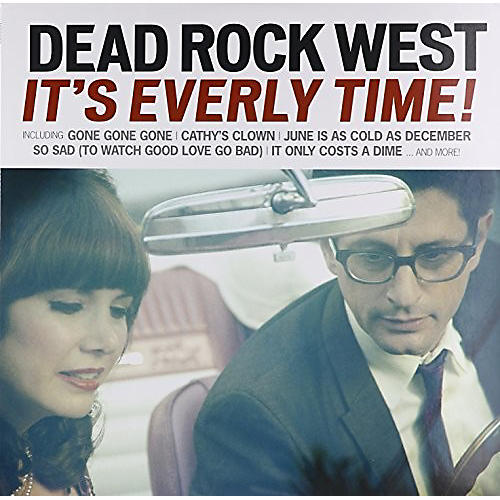 Alliance Dead Rock West - It'S Everly Time!