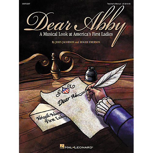 Hal Leonard Dear Abby (Musical) (ShowTrax CD) ShowTrax CD Composed by Roger Emerson
