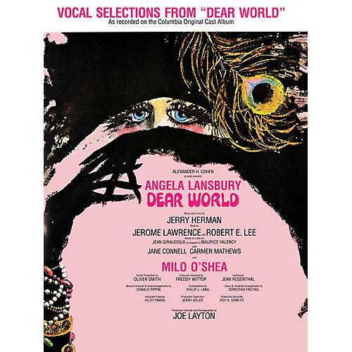 Hal Leonard Dear World Vocal Selections Series