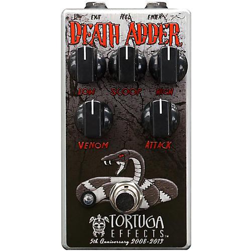 tortuga death adder metal stortion guitar distortion effects pedal guitar center. Black Bedroom Furniture Sets. Home Design Ideas