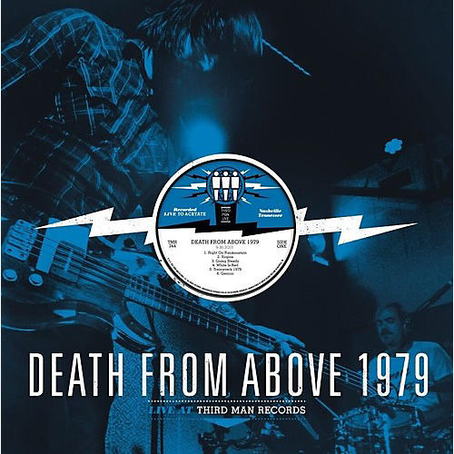 Alliance Death from Above 1979 - Live From Third Man Records