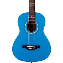 Debutante Jr. Miss Acoustic Guitar Cotton Candy Blue
