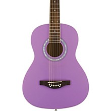 Debutante Jr. Miss Acoustic Guitar Popsicle Purple