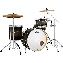 Decade Maple 3-Piece Shell Pack Satin Black Burst