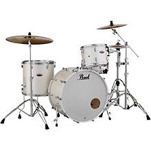 Decade Maple 3-Piece Shell Pack White Satin Pearl