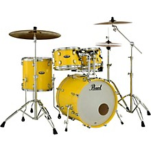 Decade Maple 5-Piece Shell Pack Solid Yellow