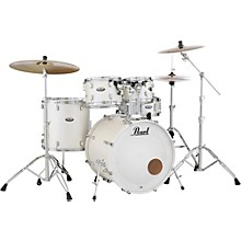 Decade Maple 5-Piece Shell Pack White Satin Pearl