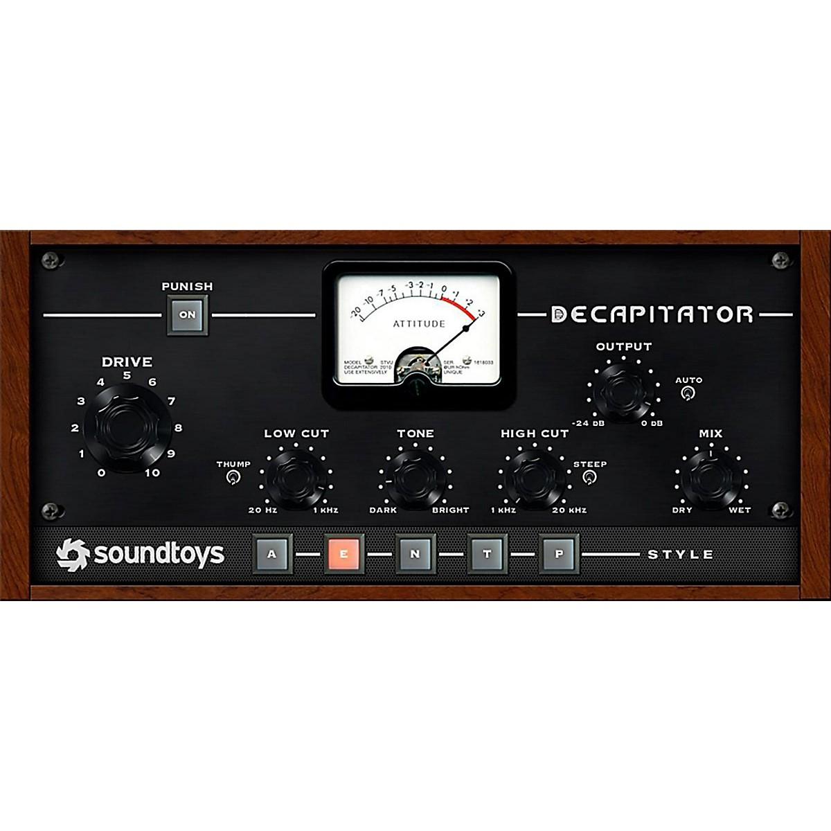 Soundtoys Decapitator 5 Software Download