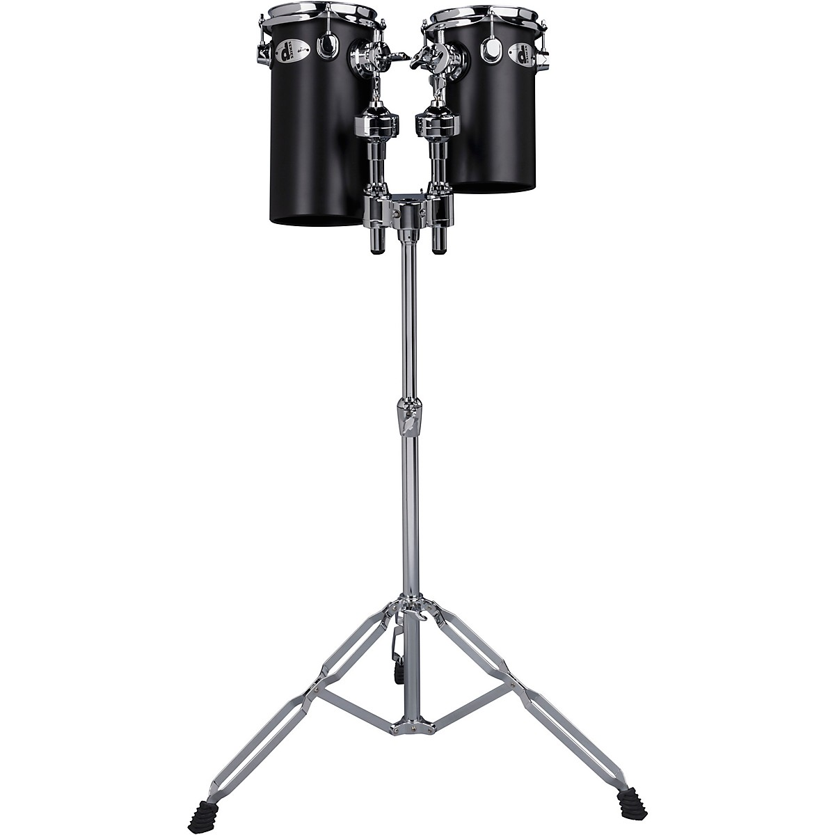 ddrum Deccabons, Black 10 and 12 in.