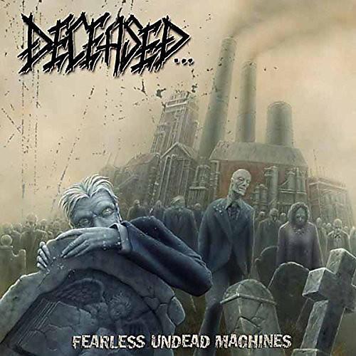 Alliance Deceased - Fearless Undead Machines