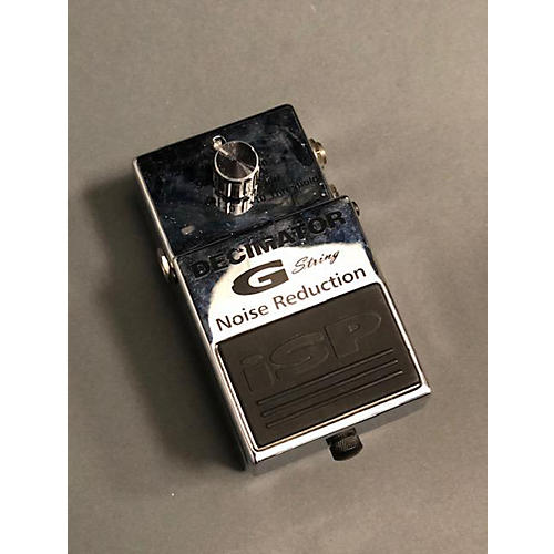 Used Isp Technologies Decimator G String Noise Reduction