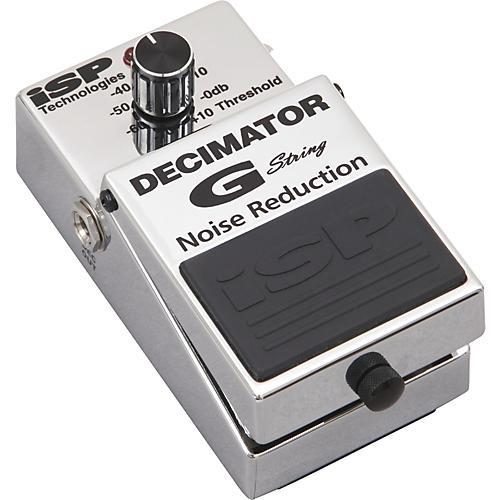 isp technologies decimator g string noise reduction guitar effects pedal guitar center. Black Bedroom Furniture Sets. Home Design Ideas