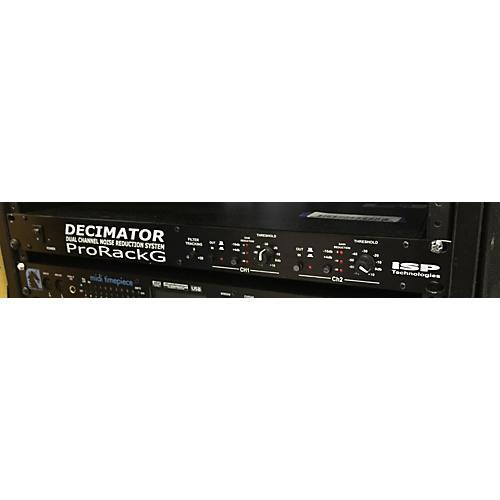Isp Technologies Decimator Noise Reduction Pro Rack G Effect Pedal