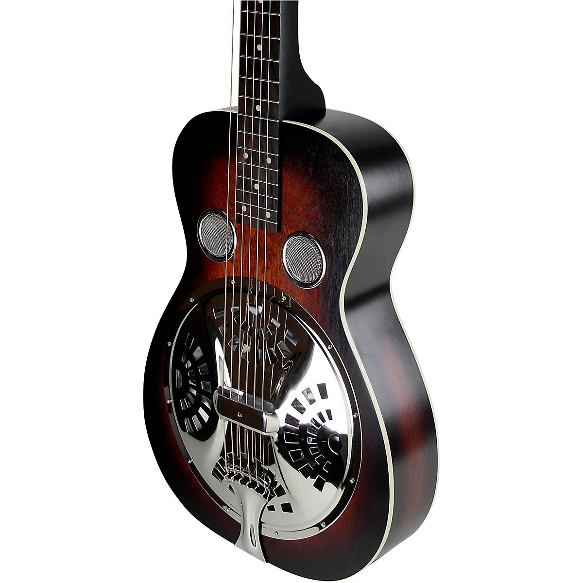 Beard Guitars Deco Phonic Model 37 Squareneck Acoustic-Electric Resonator Guitar