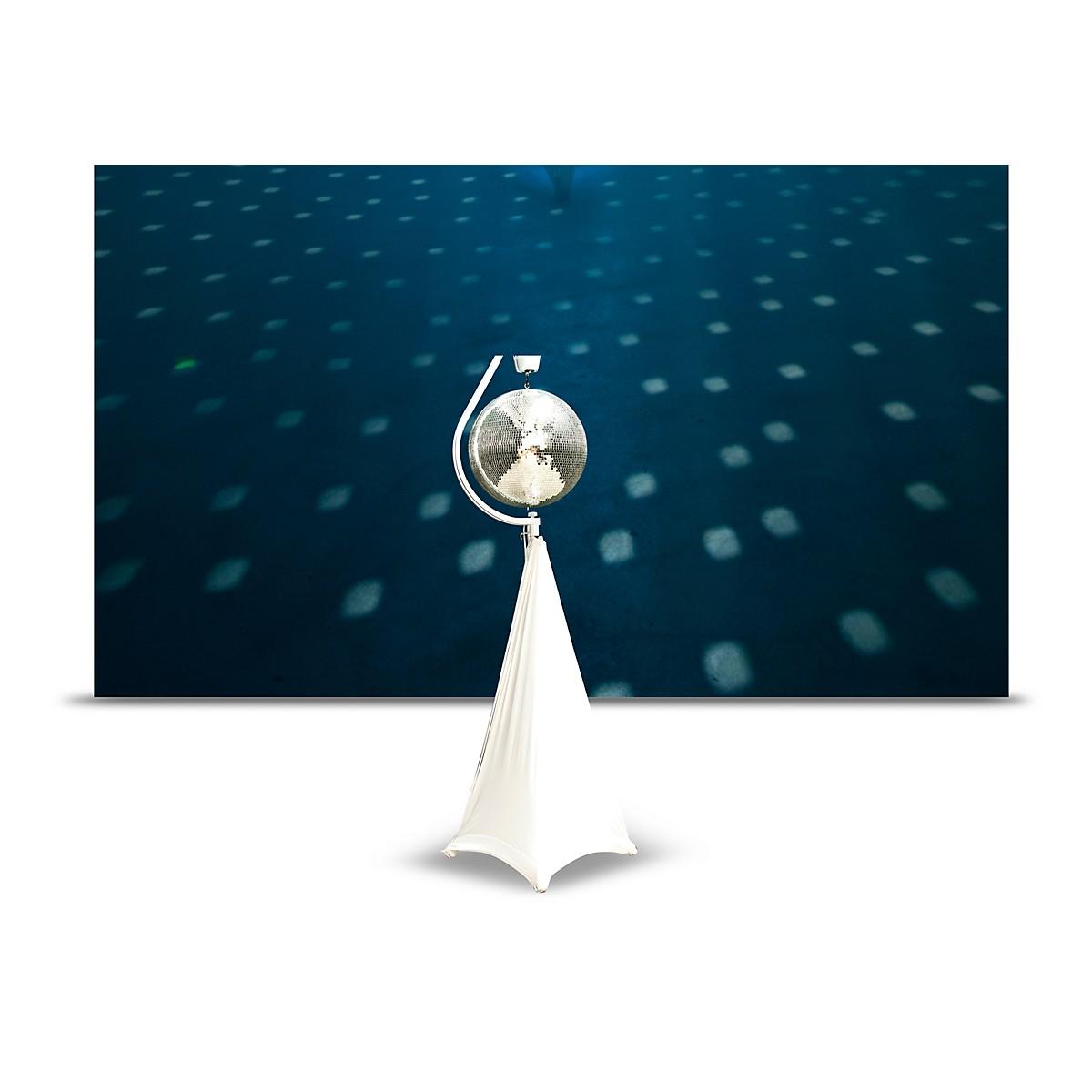 Eliminator Lighting Decor MBSK Mirror Ball Stand With Motor