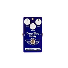 Mad Professor Deep Blue Delay Guitar Effects Pedal