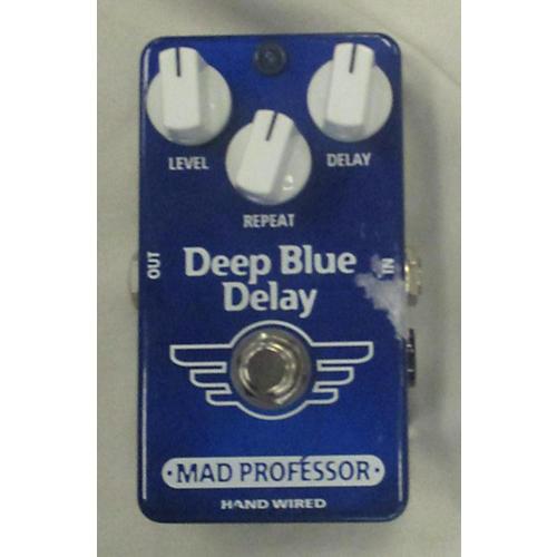 Mad Professor Deep Blue Delay HW Effect Pedal