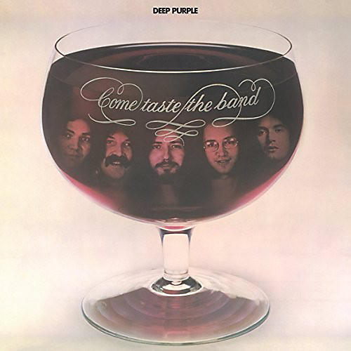 Alliance Deep Purple - Come Taste the Band