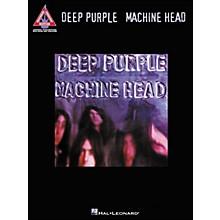Hal Leonard Deep Purple Machine Head Tab Book