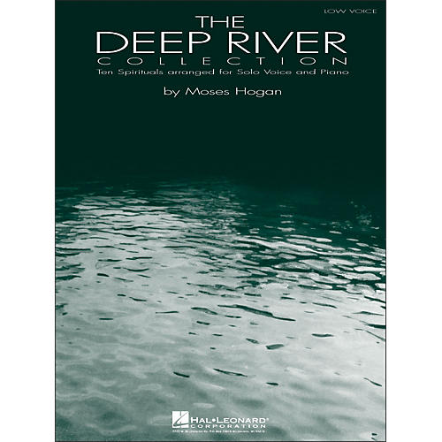 Hal Leonard Deep River - Ten Spirituals for Solo Voice And Piano Volume 1 for Low Voice