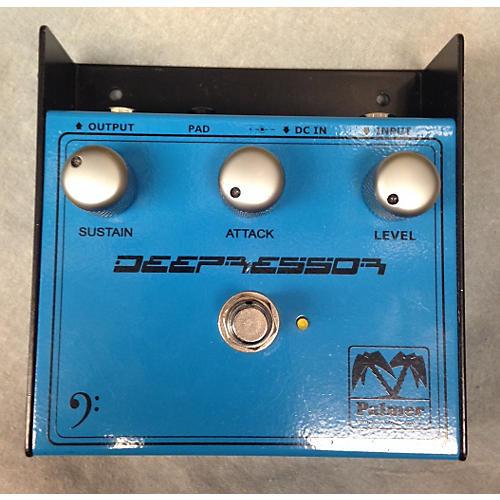 Palmer Audio Deepressor Effect Pedal