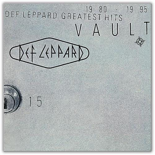 Universal Music Group Def Leppard - Vault: Def Leppard Greatest Hits 1980-1995 Vinyl 2LP