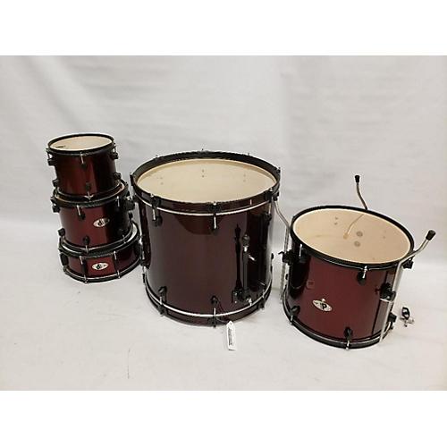 Ddrum Defiant Series Drum Kit