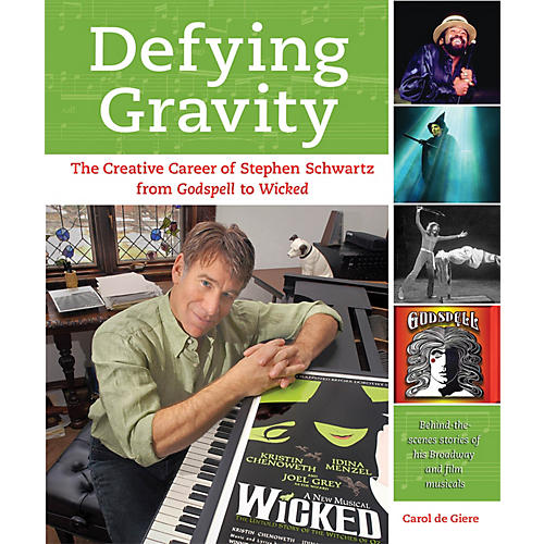 Applause Books Defying Gravity Applause Books Series Softcover Written by Carol de Giere