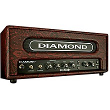 Diamond Amplification Del Fuego USA Custom Series 22W Tube Guitar Amp Head