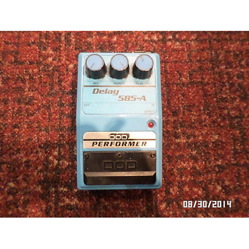 DOD Delay 585-a Analog Effect Pedal
