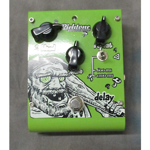 In Store Used Delay Effect Pedal